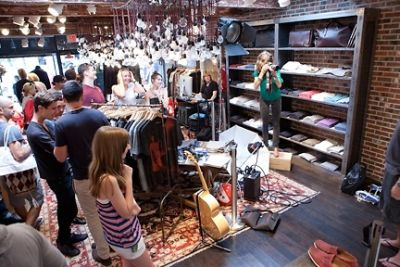 John Varvatos memorial day event