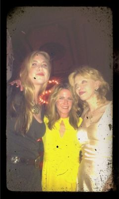 Mandy Stadtmiller, Jane Pratt, Courtney Love