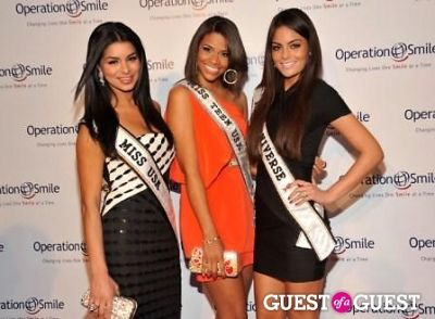 Miss USA Rima Fakih, Miss Teen USA Kamie Crawford and Miss Universe Ximena Navarrete