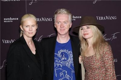 Phillip Treacy with Guest