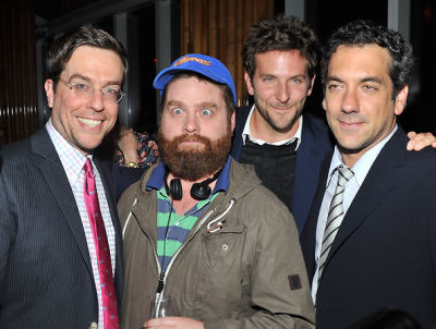 Zach Galifianakis, Bradley Cooper, Ed Helms, Todd Phillips