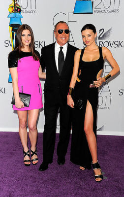 Ashley Greene, Michael Kors, Miranda Kerr