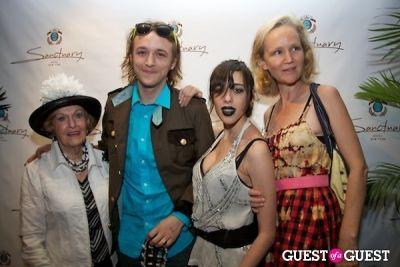 Baroness Sherry von Koerber-Bernstein, Liam McMullan, Aesha Waks, Lori Ogle