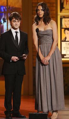 Daniel Radcliffe, Katie Holmes