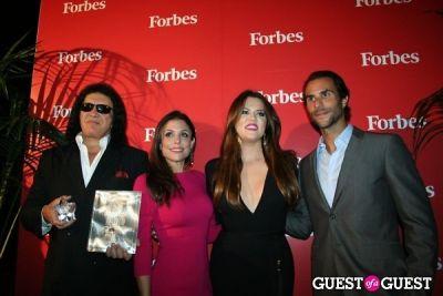 Gene Simmons, Bethenny Frankel, Khloe Kardashian, Ben Silverman