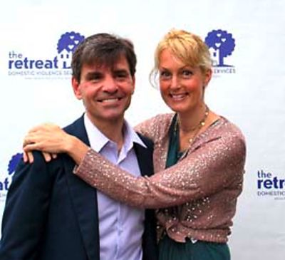 George Stephanopoulos, Alexandra Wentworth