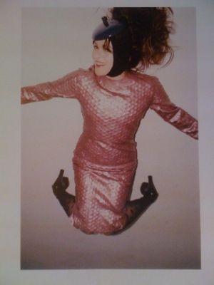 Helena Bonham Carter for Marc Jacobs