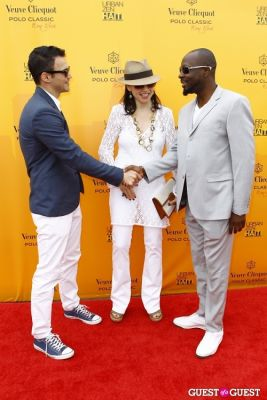 Keith Lieberthal, Julianna Margulies, Wyclef Jean