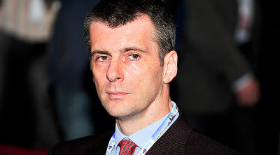Mikhail Prokhorov