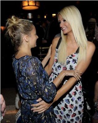 nicole Richie, Paris Hilton
