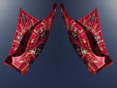 Sarah Burton scarves