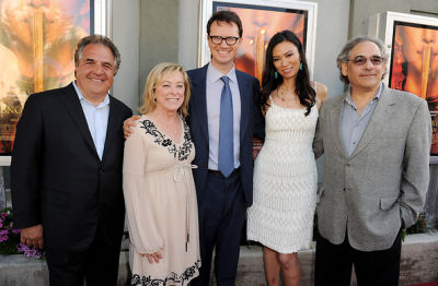 Jim Gianopulos, Nancy Utley, Peter Rice, Wendi Murdoch, Steve Gilula