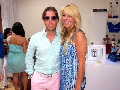 Justin Ross Lee, Dina Lohan