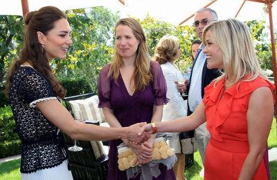 Kate Middleton, Kristin Gore, Reese Witherspoon