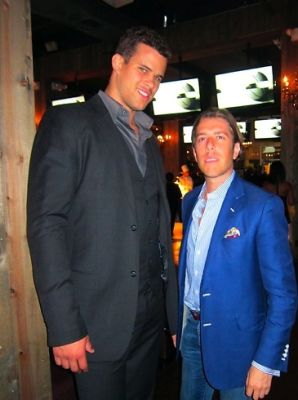 Kris Humphries, Justin Ross Lee