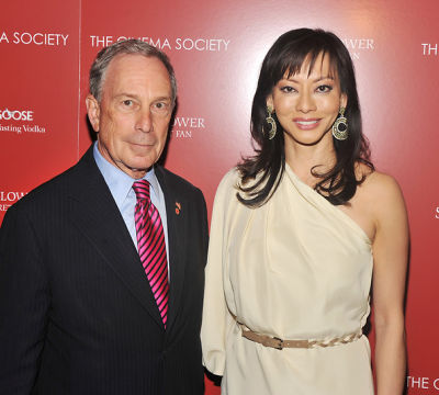 Michael Bloomberg, Florence Sloan