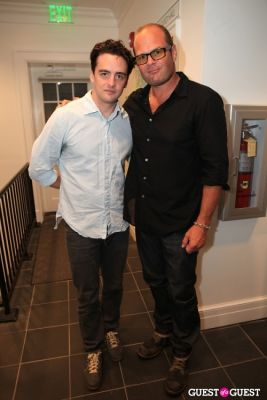 Vincent Piazza, Chris Bauer