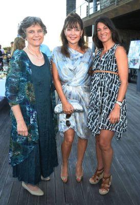 Ginnie Frati, Lynn Levy, Brenda Giufurta