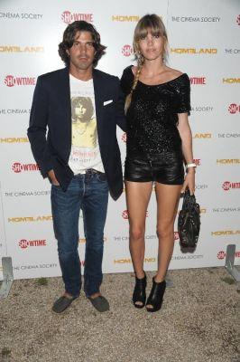 Nacho Figueras, Delfina Balquier
