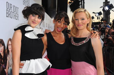 Zooey Deschanel, Rashida Jones, Elizabeth Banks