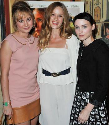 Brie Larson, Amy Ferguson, Rooney Mara