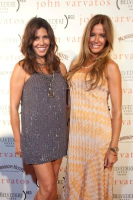 Cindy Barshop, Kelly Bensimon