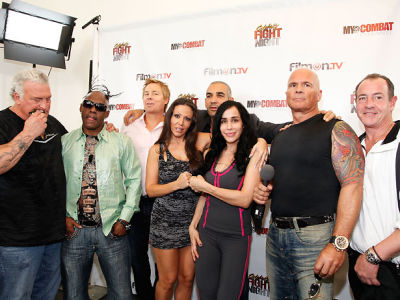 Joey Buttafouco, Coolio, Kato Kaelin, Amy Fisher, Alki David, Nadya Suleman, Lou Ballera, Michael Lohan