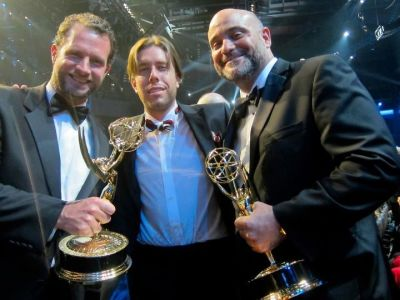 JRL Celebrates Bankruptcy By Living The Hollywood Dream At The Emmys