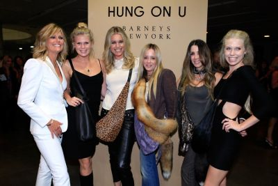 Patti Hansen, Alexandra Richards, Rebecca Romijn, Pamela Skaist-Levy, Gela Taylor, Theodora Richards