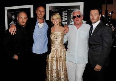 Tom Hardy, Gavin O'Connor, Jennifer Morrison, Nick Nolte, Joel Edgerton