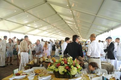 The 36th Annual Hampton Classic Horseshow Grand Prix In Bridgehampton