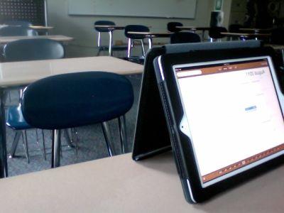 Back To School: Hamptons Elementary School Teaches With iPad 2