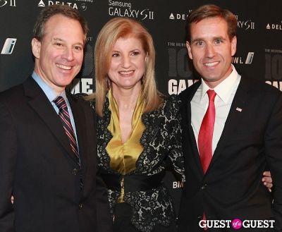 Eric Schneiderman, Arianna Huffington, Beau Biden