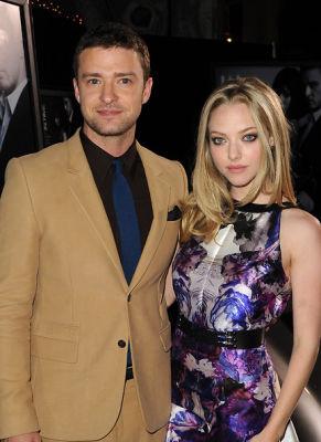Justin Timberlake, Amanda Seyfried