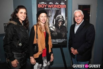 New York Premiere Of Boy Wonder Afterparty