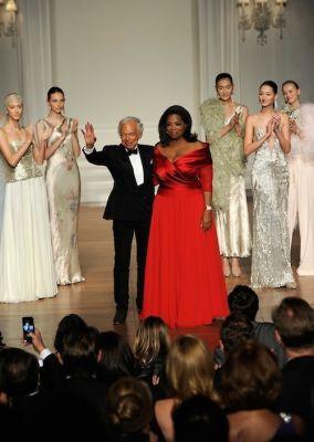 Ralph Lauren, Oprah Winfrey