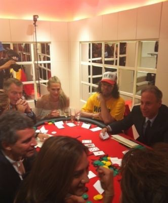 Poker Nights In New York
