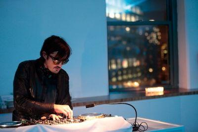 DJ Sebastien Perrin