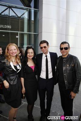 Elizabeth Matthews, Judy Chang, Andrew Bolton, Ari Sheuhmelian