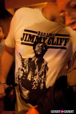 Jimmy Cliff at Miss Lily's