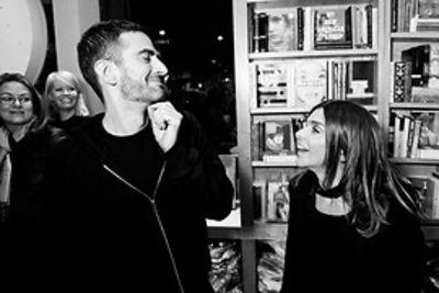 Marc Jacobs, Corine Roitfeld