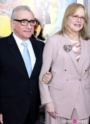 Martin Scorsese, Helen Morris