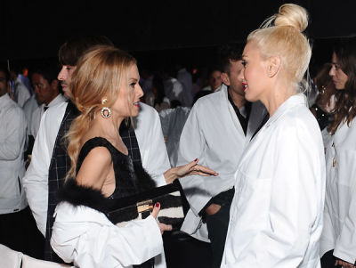 Rachel Zoe, Gwen Stefani