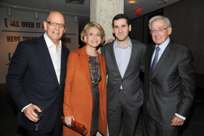 Robert Taubman, Carole Olshan, Mort Olshan
