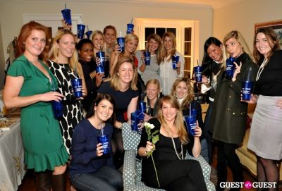 Diana C. Minshall And Kendall Arney Vincent's Stella And Dot Girls Night In Party
