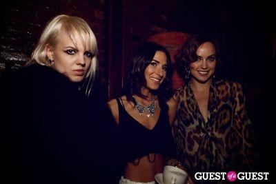 Becka Diamond, Tess Pare-Mayer, Kelly Framel