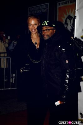 Tonya Lewis Lee, Spike Lee