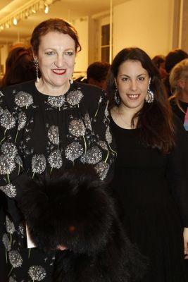 Glenda Bailey, Mary Katrantzou