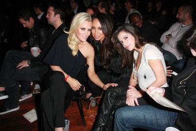 Jenny McCarthy, Cheryl Burke, Kelly Monaco