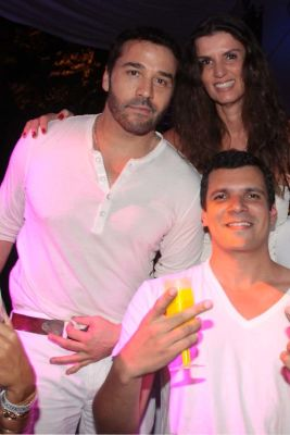 New Year's Eve With Jeremy Piven In Florianopolis, Brazil